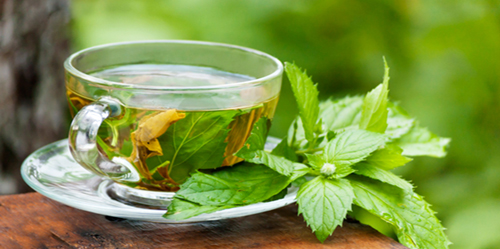 Heal Thyself – With Peppermint!