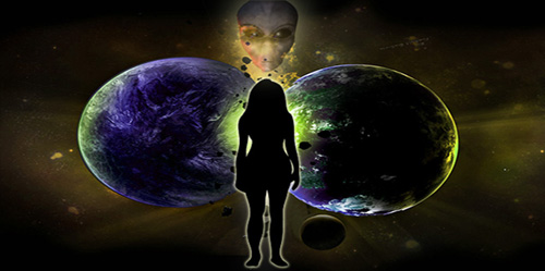 My Life as an Alien?  One woman's surprise regression and the revelation that changed her world. (Part 2)