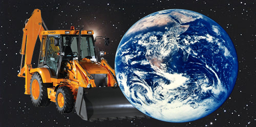 Are Earth Moving Events Signifying the Breaking Point?