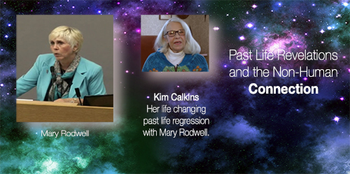 Mary Rodwell – A Revelational Past Life Regression