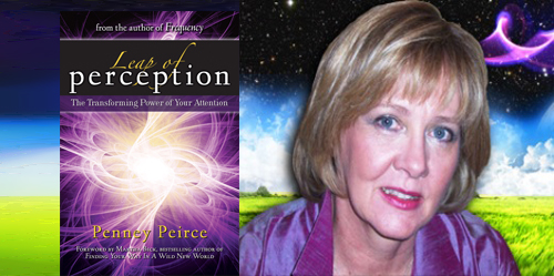 Penney Peirce – Leap of Perception and the Intuition Age