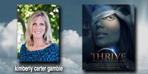 Solutions with Spirit – Thrive Movie's Kimberly Carter Gamble Speaks