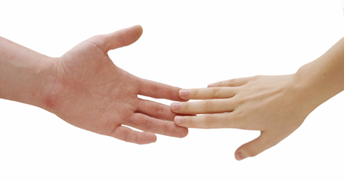 Lending a Hand – The Benefits of Emotional Freedom Technique (EFT)