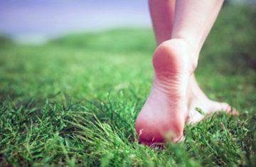 barefootinthegrass