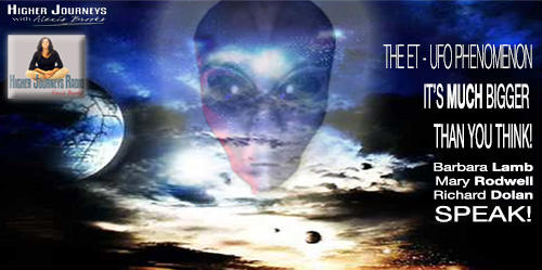 The ET – UFO Phenomenon – It's MUCH Bigger Than You Think