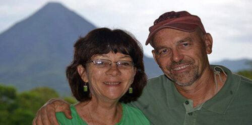 Trish and Rob MacGregor