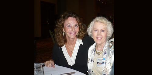 Linda Moulton Howe and Barbara Lamb – The Galactic War Beneath Our Feet?