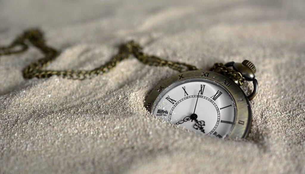 clocksand