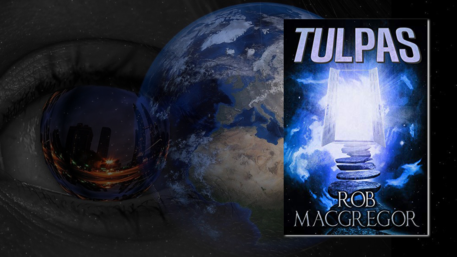 Sci Fi Novel Tulpas Gives Readers a Thrill from the Start