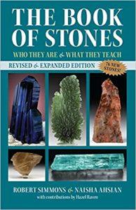 Moldavite in the Book of Stones